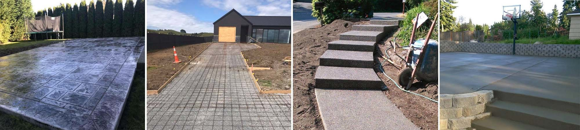 Concrete Driveways Mt Roskill | Concrete Paths, Patio & Steps
